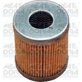 palivovy filtr 4886 MEAT & DORIA Zabezpečená platba – jenom nové autodíly
