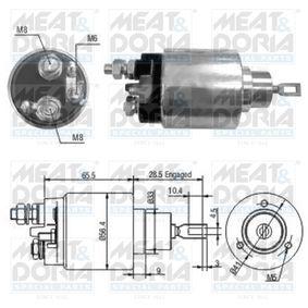 MEAT & DORIA Solenoid, electromotor 46036 cumpărați online 24/24