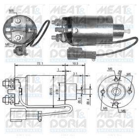 koop MEAT & DORIA Magneetschakelaar, startmotor 46038 op elk moment