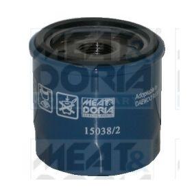 Compre e substitua Filtro de óleo MEAT & DORIA 15038/2