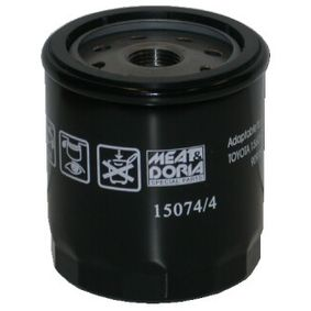 buy and replace Oil Filter MEAT & DORIA 15074/4