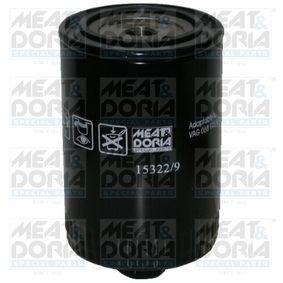 Ölfilter 15322/9 für AUDI günstige Preise - Jetzt zugreifen!