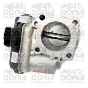 kupte si MEAT & DORIA Ventil, pneumatické řízení - nasávaný vzduch 89259R kdykoliv