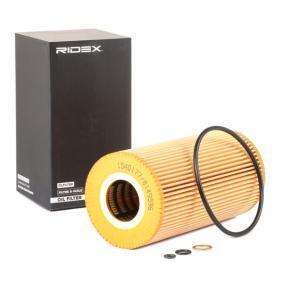kupte si RIDEX Olejový filtr 7O0138 kdykoliv