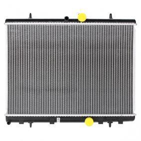 Radiateur, refroidissement du moteur 470R0152 à un rapport qualité-prix RIDEX exceptionnel