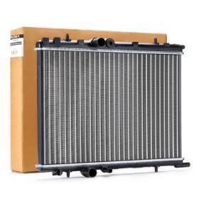 Radiateur, refroidissement du moteur 470R0003 à un rapport qualité-prix RIDEX exceptionnel