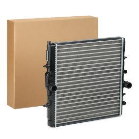Radiatore, Raffreddamento motore RIDEX 470R0129 comprare e sostituisci