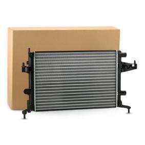 Radiatore, Raffreddamento motore RIDEX 470R0167 comprare e sostituisci