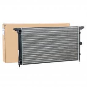 Radiatore, Raffreddamento motore RIDEX 470R0180 comprare e sostituisci