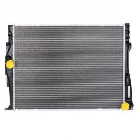 Radiateur, refroidissement du moteur 470R0377 à un rapport qualité-prix RIDEX exceptionnel