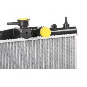 Radiateur, refroidissement du moteur 470R0133 à un rapport qualité-prix RIDEX exceptionnel