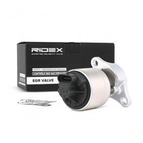 köp RIDEX Agr-Ventil 1145E0023 när du vill