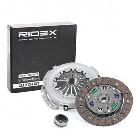 compre RIDEX Kit de embraiagem 479C0012 a qualquer hora