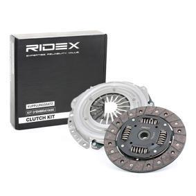 kupite RIDEX Komplet sklopke 479C0064 kadarkoli