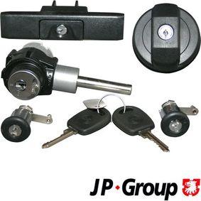 köp JP GROUP Låssats, låssystem 1187501410 när du vill