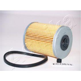 Compre e substitua Filtro de combustível ASHIKA 30-ECO015