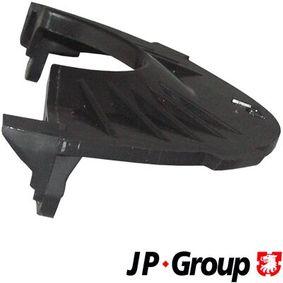 koop JP GROUP Afscherming, distributieriem 1112400400 op elk moment