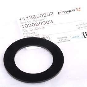 kupite JP GROUP Tesnilo, zapiralo cevnega prikljucka za polnenje olja 1113650202 kadarkoli