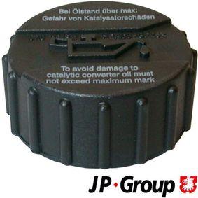 Αγοράστε JP GROUP Τάπα, στόμιο συμπλήρωσης λαδιού 1113650400 οποιαδήποτε στιγμή