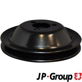 JP GROUP Koło pasowe, pompa wodna 1114150100 kupować online całodobowo