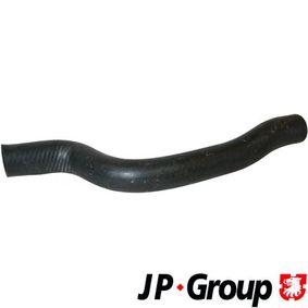 JP GROUP Schlauch, Wärmetauscher-Heizung 1114304600 Günstig mit Garantie kaufen