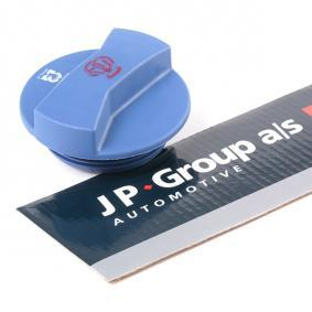 kúpte si JP GROUP Uzatvárací kryt, nádobka chladiacej kvapaliny 1114800200 kedykoľvek