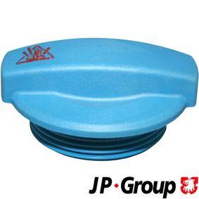 Αγοράστε JP GROUP Τάπα κλεισίματος, δοχείο ψυκτικού υγρού 1114800500 οποιαδήποτε στιγμή