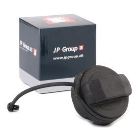Bouchon, réservoir de carburant 1115650200 à un rapport qualité-prix JP GROUP exceptionnel