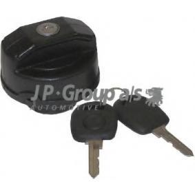 Chiusura, serbatoio carburante JP GROUP 1115650910 comprare e sostituisci
