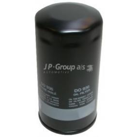 Filtro olio JP GROUP 1118500400 comprare e sostituisci
