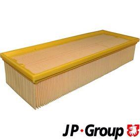 Filtro aria JP GROUP 1118602800 comprare e sostituisci