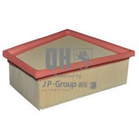 Filtro aria JP GROUP 1118603609 comprare e sostituisci