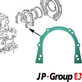 JP GROUP Dichtung, Gehäusedeckel (Kurbelgehäuse) 1119100100 Günstig mit Garantie kaufen