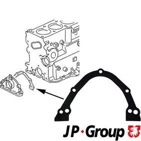 JP GROUP гарнитура на картера на Колянно-мотовилковия блок 1119100300 купете онлайн денонощно