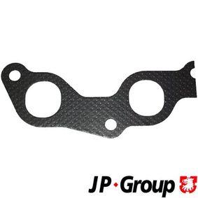 JP GROUP Uszczelka, kolektor wydechowy 1119603900 kupować online całodobowo