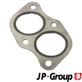Pērc JP GROUP Blīve, Izplūdes caurule 1121100500 jebkurā laikā