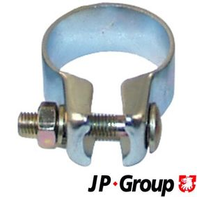 JP GROUP Conectores de tubos, sistema de escape 1121401100 24 horas al día comprar online