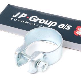 ostke JP GROUP Toruühendus, väljalaskesüsteem 1121401400 mistahes ajal