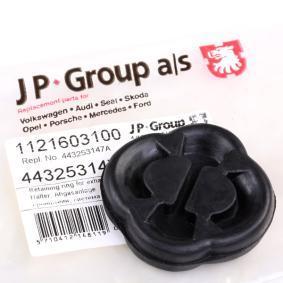 compre JP GROUP Suporte, sistema de escape 1121603100 a qualquer hora
