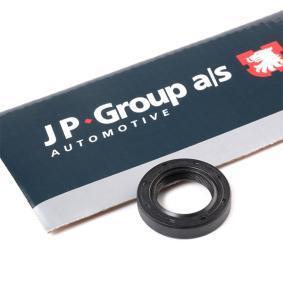 JP GROUP Pierscień uszczelniający, wał napędowy 1132101900 kupować online całodobowo