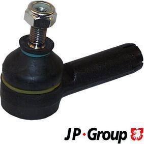 Compre e substitua Rótula da barra de direcção JP GROUP 1144600300