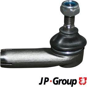 Compre e substitua Rótula da barra de direcção JP GROUP 1144601180