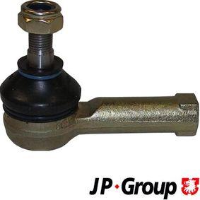 JP GROUP накрайник на напречна кормилна щанга 1144602200 купете онлайн денонощно