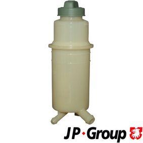 JP GROUP Kiegyenlítőtartály, kormányszervo-hidraulikaolaj 1145200500 - vásároljon bármikor