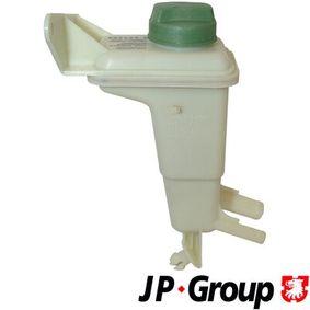 compre JP GROUP Depósito de compensação, óleo hidráulico-direcção assistida 1145200800 a qualquer hora