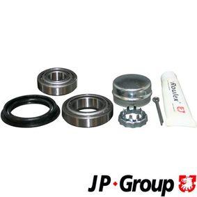 Compre e substitua Jogo de rolamentos de roda JP GROUP 1151300110