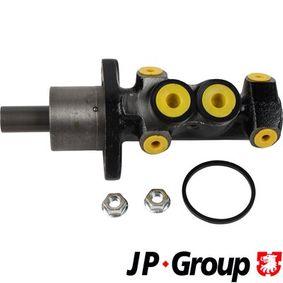 kúpte si JP GROUP Hlavný brzdový válec 1161100500 kedykoľvek