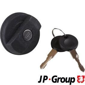 JP GROUP пробка, резервоар за спирачна течност 1161150200 купете онлайн денонощно