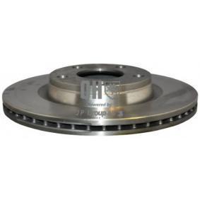 Disco de travão 1163106209 JP GROUP Pagamento seguro — apenas peças novas