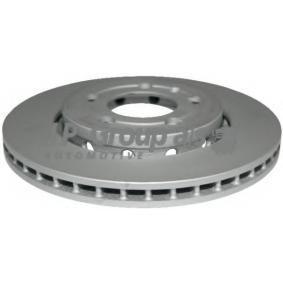 Bremsscheibe von JP GROUP - Artikelnummer: 1163203700